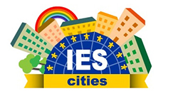 IEScities logo